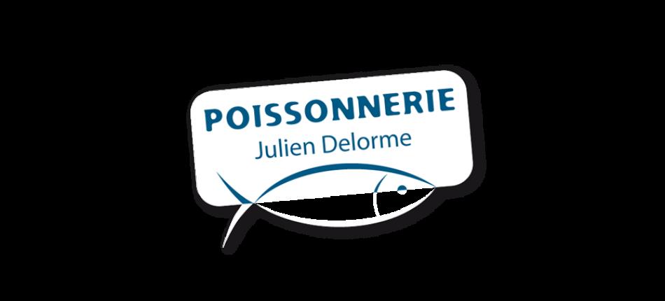 Identité visuelle / Poissonnerie Delorme
