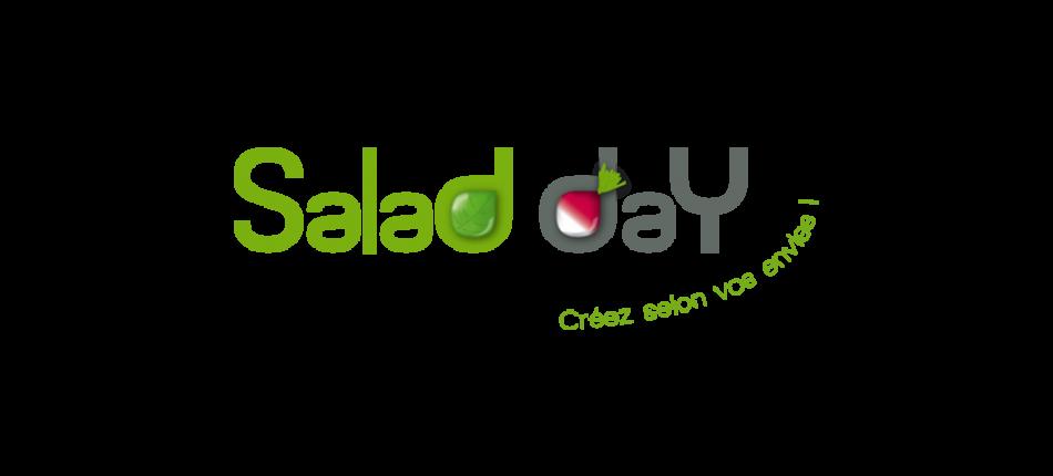 Identité visuelle / Salad'day