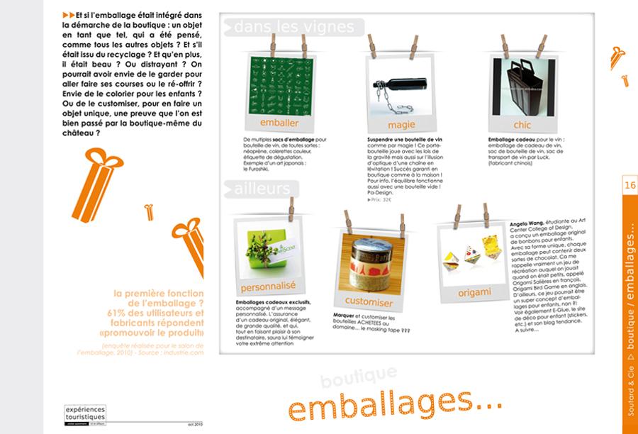 format brochure